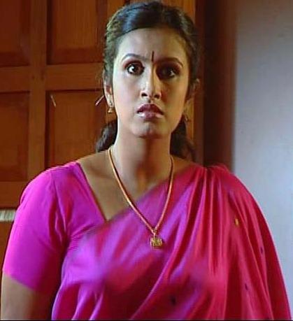 Kavitha Nair Serial Actress Hot
